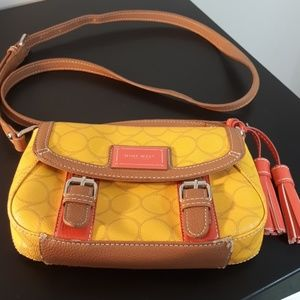 Nine West Colorful Crossbody Bag